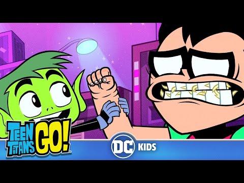 Teen Titans Go! Россия | Детские ручки Робина  | DC Kids