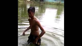 BD young boy dance