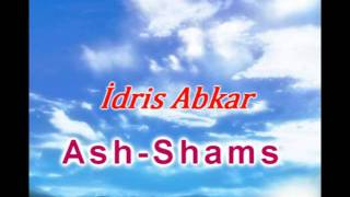 İdris Akbar.Ash-Shams
