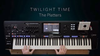 """Genos - TWILIGHT TIME - """"The Platters"""""""