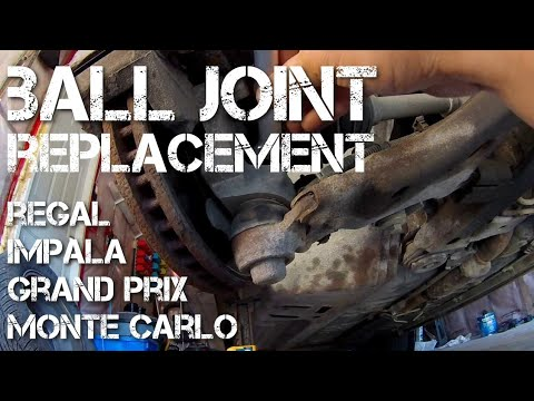 Ball Joint Replacement Grand Prix