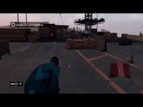 WatchDogs – Un ataque a banda algo curioso – HD -