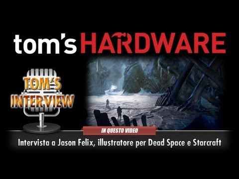 Dead Space e Starcraft: intervista a Jason Felix @ Florence Fantastic Festival