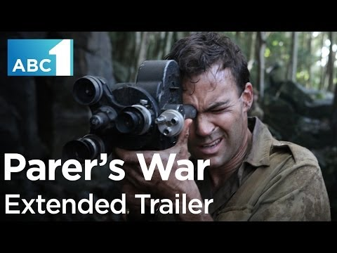 Parer's War: Extended Trailer (ABC1)