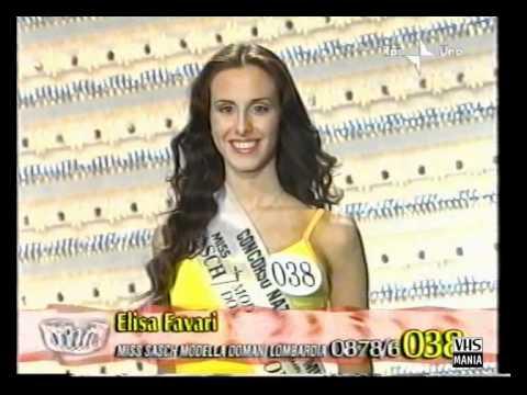 Miss Italia 2002 – Presentazione delle 100 finaliste