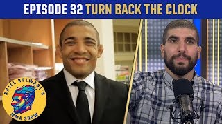 Jose Aldo gets his first suit | Turn Back the Clock | Ariel Helwani's MMA Show