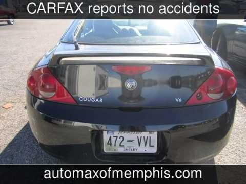 2000 Mercury Cougar  Used Cars - Memphis,TN - 2014-01-03