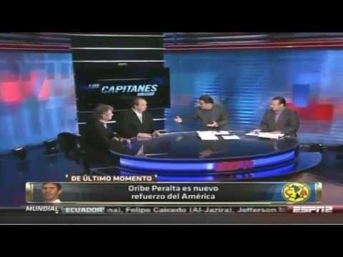 Capitanes, Oribe Peralta, Nuevo Jugador de América, 13Mayo2014