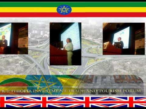 UK Ethiopia Investment Forum 2011 LONDON
