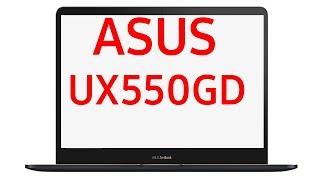 Ноутбук ASUS ZenBook Pro 15 UX550GD (BN008R, BO009R, BN018R, BN024TS, BN038R)