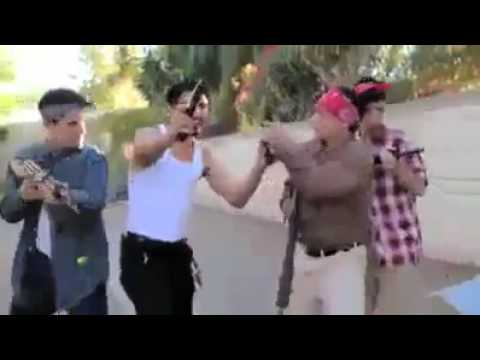 The Dancing Dead And Oppa Gangnam Style And Harlem Shake video