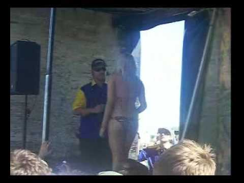 islak tshirt yarismasi -Rotary Nationals 2008 Bikini Comp Part 3of3(Wet T-Shirt)