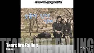 MGL SUB 49 Days OST - Tears Are Falling  ShinJae