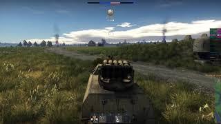 War Thunder short - Panzerwerfer -- Best werfer
