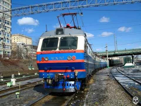 Поезда Москвы 1 (Trains of Moscow)