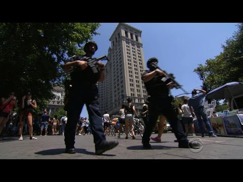 FBI says it thwarted Fourth of July attack plots