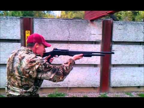 HATSAN ESCORT MPA SHOTGUN By RACKNLOAD