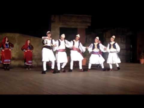 Grupi ''shqiponjat''  Vallja E Rugoves, Vallja E Dados, Vallja E Rrajces Dhe Vallja E Kuksit! video