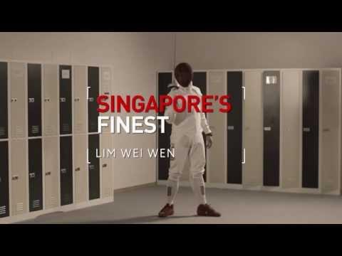 Singapore's Finest - Lim Wei Wen Pt 1