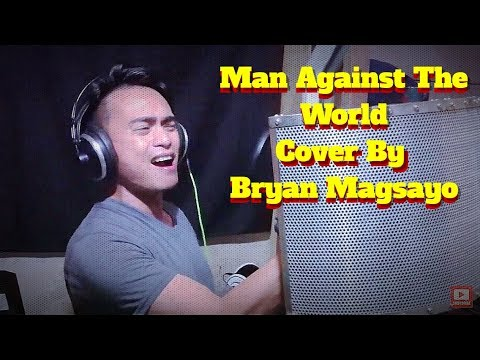 Survivor - Man Against The World Cover by Bryan Magsayo