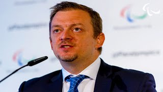 Beijing 2022 Sustainability Plan | Andrew Parsons' Reaction | Paralympic Games