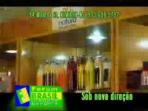 Loja de produtos brasileiros online