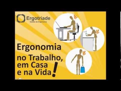 Ergonomia em casa, no trabalho ou na vida (1 de 7)