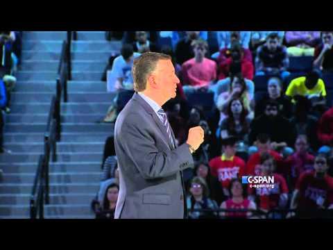 Ted Cruz Presidential Announcement Full Speech (C-SPAN)