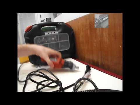 Avaliação Review Micro Retífica Black & Decker RT650: Dicas de uso, acessórios, eixo flexível