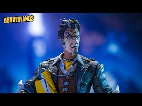 Borderlands 2 Color Tops #35 Handsome Jack - McFarlane Toys Action Figure Review