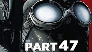 SPIDER-MAN PS4 Walkthrough Gameplay Part 47 - LEVEL 50 & NOIR SUIT (Marvel's Spider-Man)