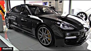 The 2019 Porsche Panamera Turbo S FULL Review Interior Exterior Infotainment