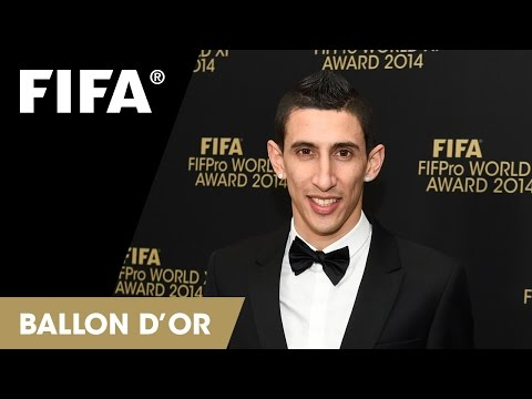 Di Maria: 'The highlight of my career...'