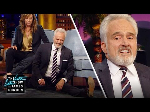 Bradley Whitford Is Still Very Flexible
