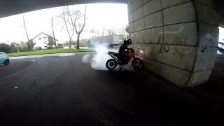 XT660 Tire destruction