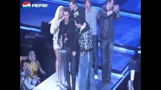 Eska Music Awards 2008  - relacja MOMINT dla PepsiTV