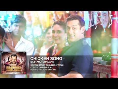 'Chicken Song' Full AUDIO   Mohit Chauhan Palak Muchhal   Salman Khan   Bajrangi Bhaijaan   YouTube