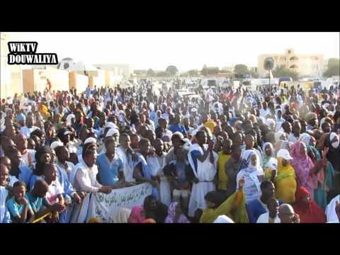 Le grand accueil réservé à Biram à Nouakchott après son prix des Nations-Unies
