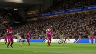 FIFA 19 ultimate team sadio mane goal nice moves