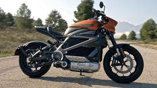 Harley Davidson Livewire: Así suena la primera Harley eléctrica | CAR AND DRIVER