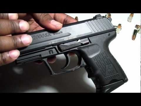 HK P2000SK (Review): THE TACTICAL COOL SUB-COMPACT (Part 1)