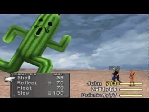 Misc Computer Games - Final Fantasy 8 - Timber Owls
