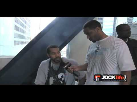 Rasheed Wallace: Detroit Lions new wideout?