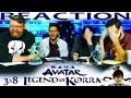 Legend Of Korra 3x8 REACTION!!