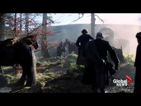 Outlander - Clip Ep. 1x09: Jamie descobre que Claire foi capturada (legendado)