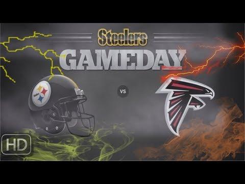 Its Game Day Pittsburgh Steelers Vs Atlanta Falcons Preseason Week