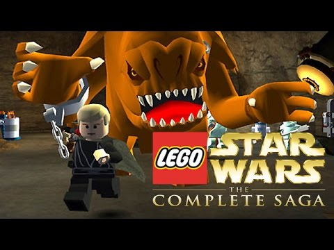 LEGO Star Wars: The Complete Saga - Part 16 (Return of the Jedi) Walkthrough