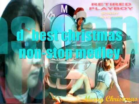 D` Best Christmas Non-stop Medley sonny Layugan video
