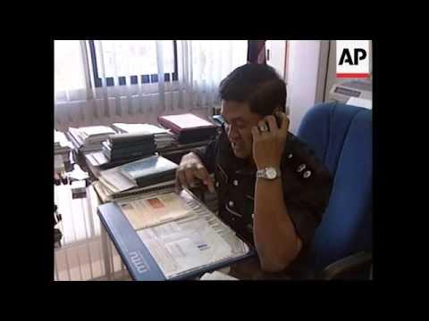 MALAYSIA: PIRACY PATROLS IN MALACCA STRAITS