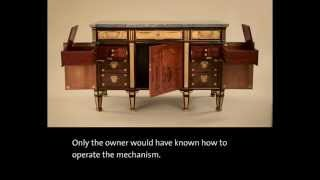 The Roentgen Commode